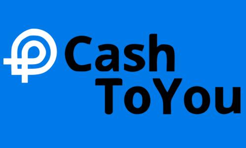 Займ в Cashtoyou